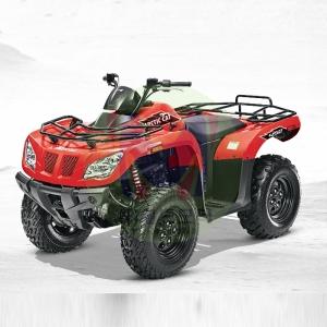 450R EFI, 2WD/4WD